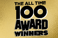 The All Time 100 Award Winners