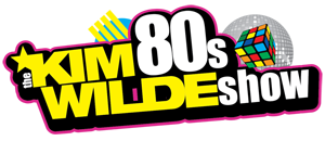 The Kim Wilde 80s Show Logo